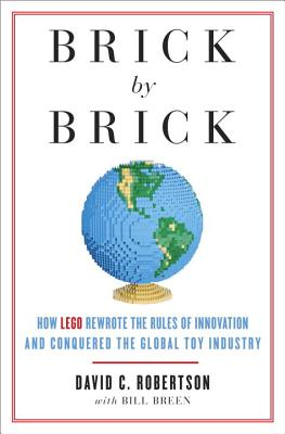 Brick by Brick By Robertson, David/ Breen, Bill